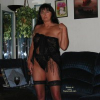 Victoria In Black