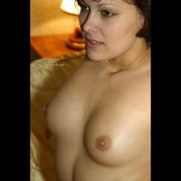 Small Breasts - Large Breasts, Perky Nipples, Small Breasts , Small Breasts, Firm Breasts, Perky Nipples, Posing On Couch