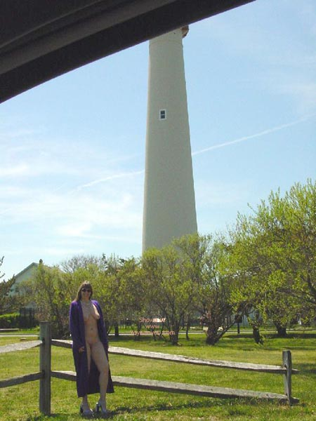Pic #1Purple Patty At The Lighthouse