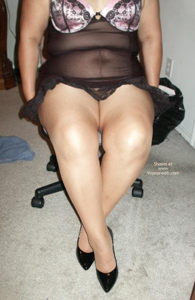 Pic #1 Voluptuous Latina Wife