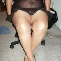 Voluptuous Latina Wife