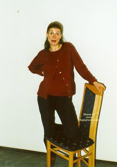 Pic #1 Anette Schwanger!