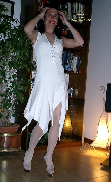 Pic #1 Sexycri In White