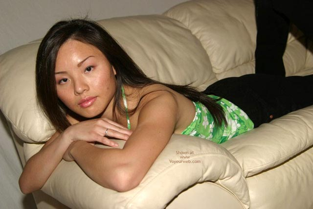 Pic #1 Freshman Christine'S Asian Student Body