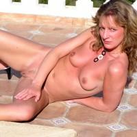 Saucyminx Naked Poolside 3