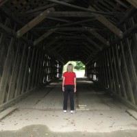 Annette ~ Covered Bridge