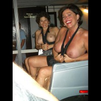 Mature Ladies Flashing , Mature Ladies Flashing, Large Breasts On Mature Women!