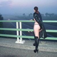 Flashing On A Bridge