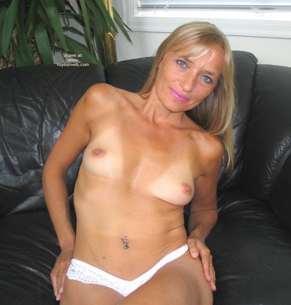 Blue Eyes - Blue Eyes, Long Hair, Small Tits, Tan Lines, Sexy Panties , Blue Eyes, Long Blonde Hair, White Panties, Tanlines, Small Titties