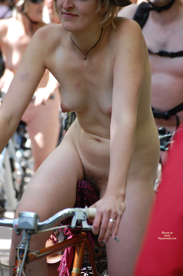 Naked Girl On A Bicycle - Perky Tits, Small Tits, Naked Girl, Nude Amateur , Bicycle Parade, Smallish Tits, World Naked Bike Ride, Action Shot, Riding A Bike Nude Comfortably, Small Perky Tits, Public Nudism, Naked Outdoors, Riding Bike Nude