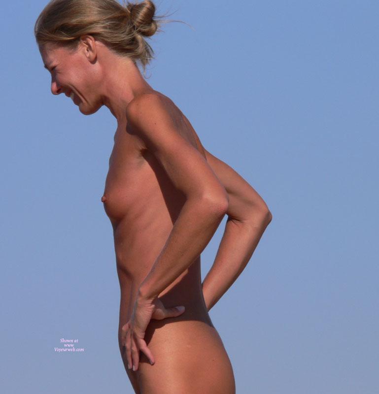 Greek Nude Beach At Funbags-1063