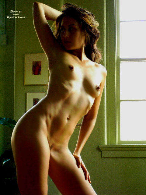 Nude Erotic Wife - Brunette Hair, Erect Nipples, Landing Strip, Naked Girl, Naked Wife, Nude Amateur, Nude Wife, Sexy Wife , Right Arm Up With Hand Behind Head, Erect Long Nipples, Tight And Toned Body, Impressive Nipples, Tight Body, Window Light & Shadows, Flat Stomach, Hand Behind Head