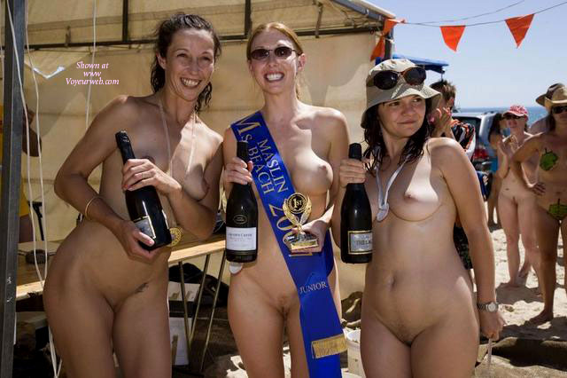 Would like Maslin beach nudist contest event