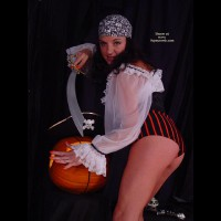 Cherokee'S Magical Pumpkin Carving