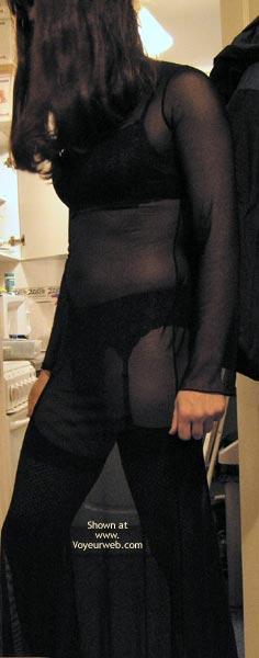 Pic #1 Mesh Dress