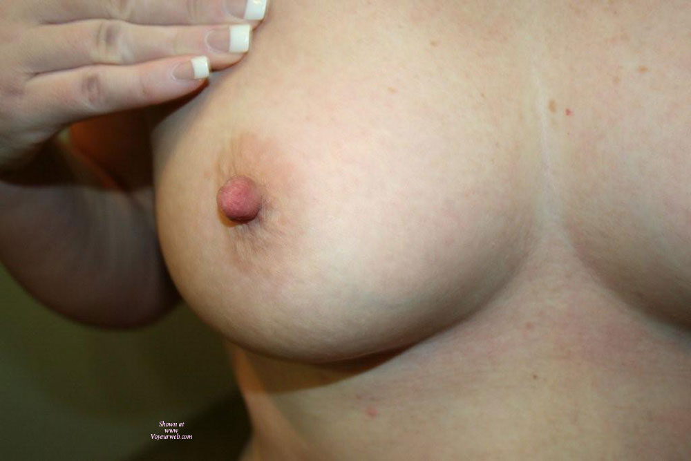 Nipple closeup
