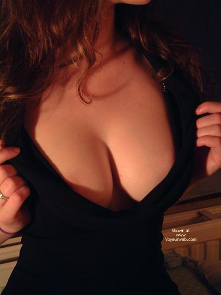 Large Breasts Long Hair - Cleavage, Long Hair , Large Breasts Long Hair, Black Dress Expose Cleavage, Tight Waist Smooth Skin, Scoop Neck Dress With Cleavage, Teasing Cleavage, Large Breasts Cleavage