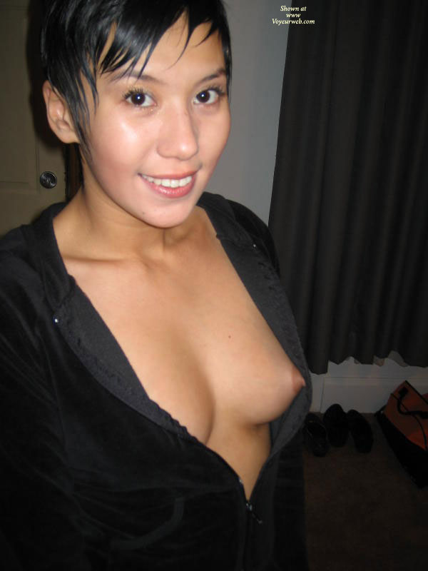 Asian Open Shirt Nipple Exposed - Black Hair, Small Breasts, Sexy Face , Bright Eyes, Peek A Boob, Short Black Hair, Casual Sexy, Nice Tits, Beautiful Face, Nice Nips, Asian