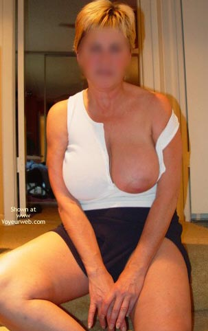 Pic #1 Sexy Granny Showing More