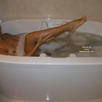 Original Bw- Bath Time