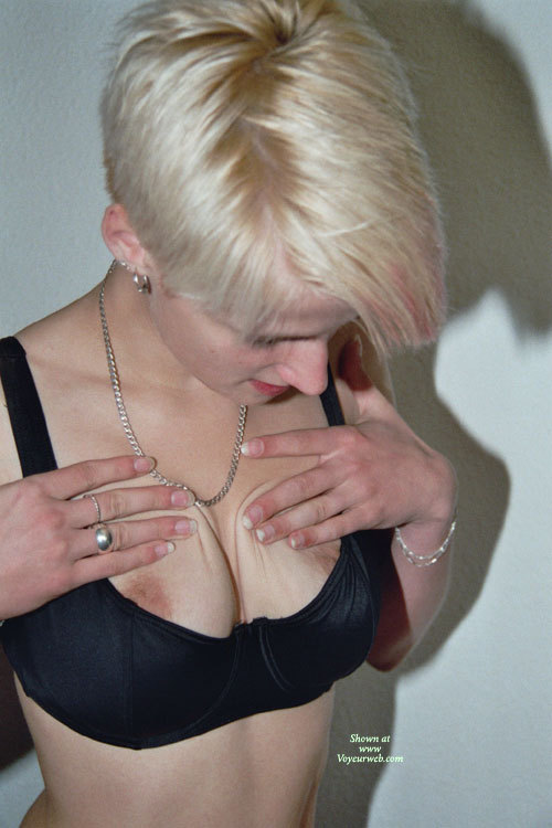 My Polish Ex , This Is My Ex Agnes From Poland. I Just Love Her Hanging Tits.
