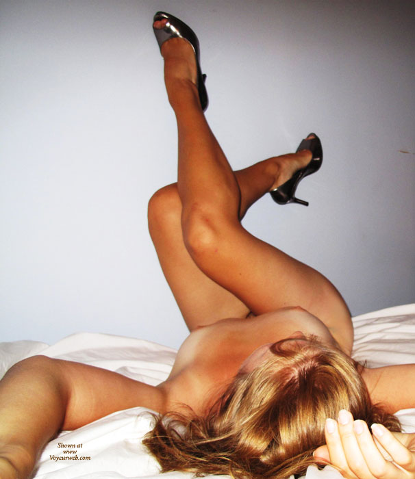 Nude Wife On Bed - Naked Girl, Nude Amateur, Nude Wife, Sexy Legs, Sexy Wife , Legs In The Air, Just Lying Around, Legs In Air, In Bed With Heels, Laying On Back, Hot Wife, Lying On Bed With Legs In Air, Nude In Heels, Laying On Back With Legs Up, Sexy Shoes