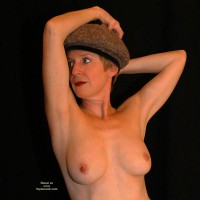 Mature - Hat, Mature, Topless , Mature, Topless Facial, Hat