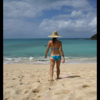 Cjenny At The Beach