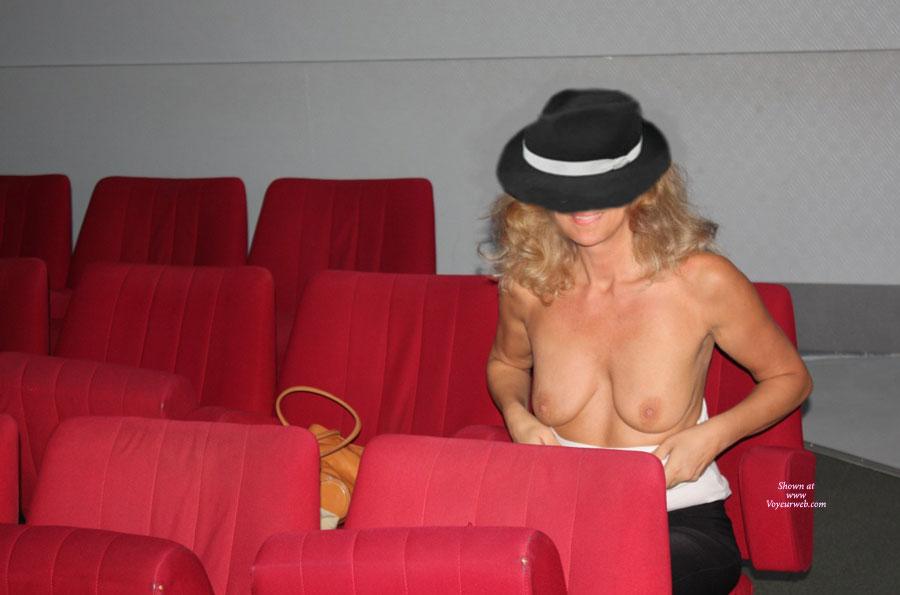 Voyeur Im Kino