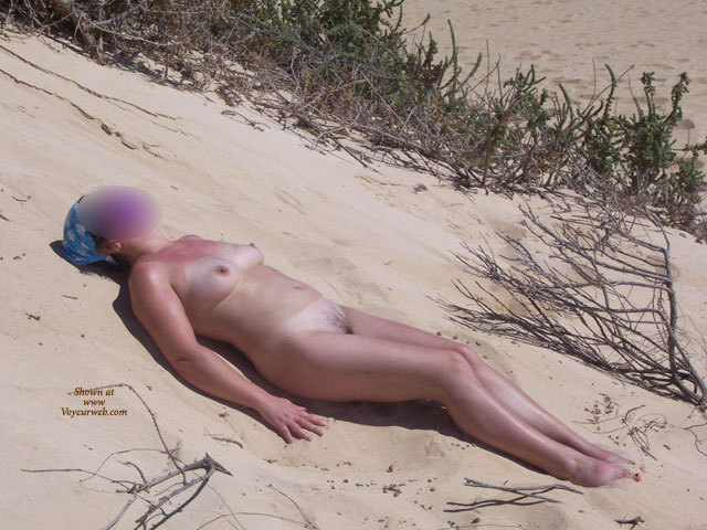 First Time Nude Beach - March, 2007 - Voyeur Web-3726