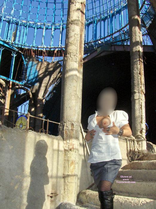 Pic #1Curiosa Estructura Cerca D Madrid