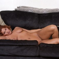 Scarlett  Nude On The Couch