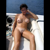 Mature Nude Full Frontal - Brown Hair, Brunette Hair, Hairy Bush, Milf, Naked Girl, Nude Amateur , Sunning On Boat, Short Brown Hair, Mature Nude Tanning, Nude Boat Bathing, Bare Brunette Laid Back On Boat, Nude Motorboat Ride Around The Bay, Milf In A Boat, Round Tits, Milf Nice Boobs, Mature Nude In Boat, Full Frontal In Boat