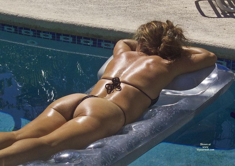 Pic #1 Hot Vacation Pool