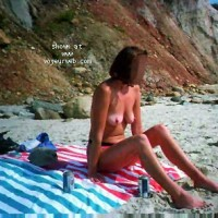 Nude Beach Visit
