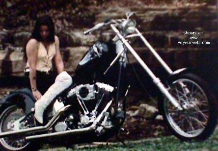 Pic #1 Harley BABE