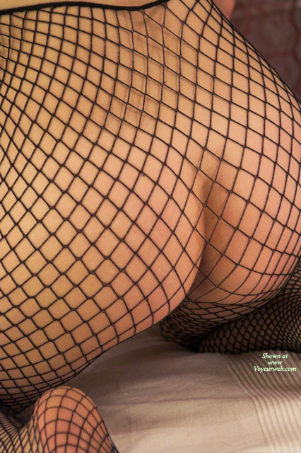 Fish Net Ass , Black Fishnet Pantyhose, Fishnets, Tight Ass In Fishnets, Ass Closeup, Shapely Ass, Fishnet Booty, Fishnet Clad Ass
