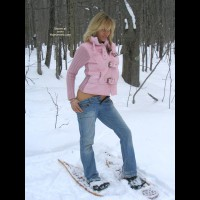 Nikkie Goes For The Snow Pics