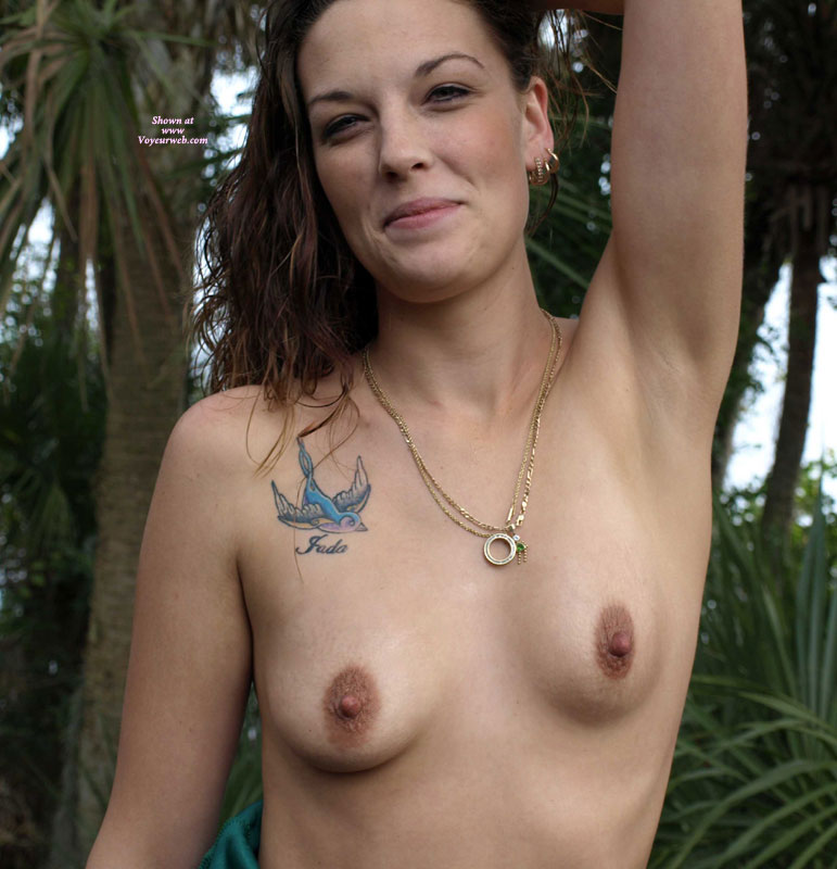 Amateur hard nipples