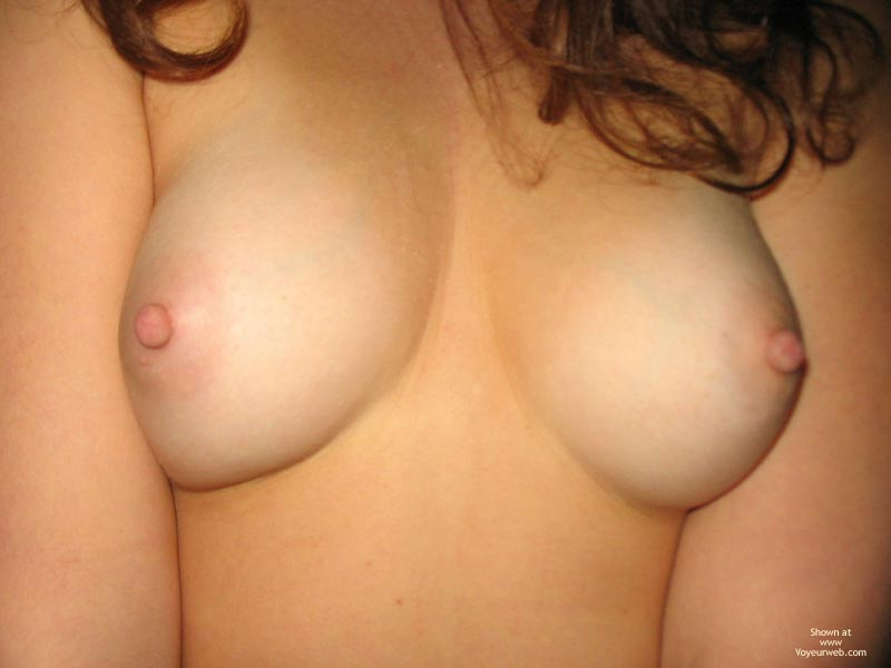 Busty boobs nude closeup adult model gets sexually thumb