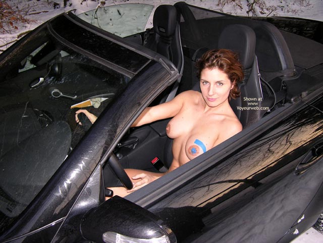 Vw Logo - Brunette Hair, Erect Nipples, Full Nude, Hard Nipple, Voyeur , Vw Logo, Naked Girl Driving A Car, Brunette Hair, Fully Nude, Car Tits, Auto Boobs, Hard Nipples, Erect Nipples