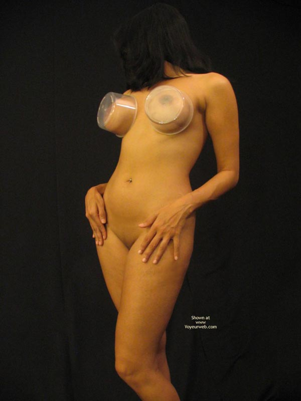 Nude Girl With Tits In Tupper Ware - Naked Girl, Nude Amateur , Plastic Breasts, Tits In Tupper Ware, Suction Tits, Vacum Fresh, Vacuum Fresh Tits, Tupper Tits
