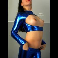 Mynymphwifey Shiny Blue Bj - 3