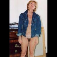 Patrizia Gets Naked At 49