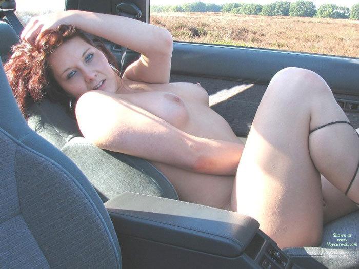 Bikini Naked Tits In Car Scenes