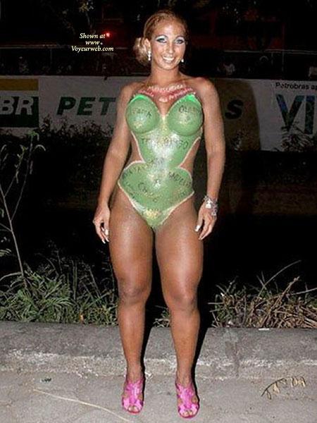 Pic #1Festival Voyeur:Brazil O Carnaval