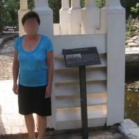 Topless Wife:Arboretum - Part 2
