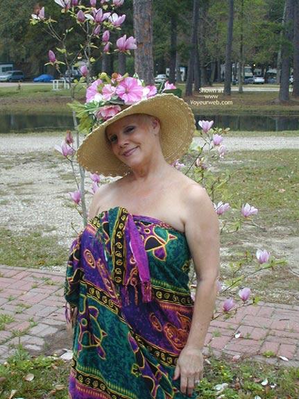 Pic #1Redhotgrani Easter Bonnet