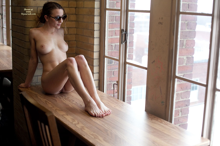 Nude Girl With Sunglasses - Hot Girl, Naked Girl , Bare Pussy, Attractive Bare Feet, Nude Skinny Girl, Nude Girl At Window, Twat Peak, Slender Legs, Medium Round Breasts