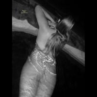 Nude Amateur:Martini Pool Time